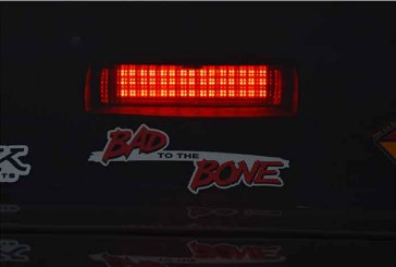 G-Body Third Brake Light LED Upgrade