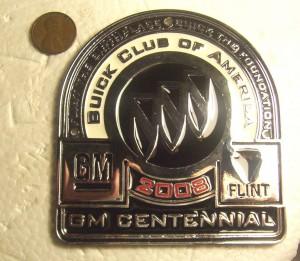 BCA license plate attachment