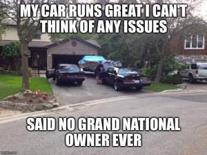 no car problems