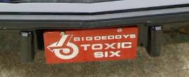 toxic six buick plate