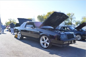 18 inch rims on buick gn