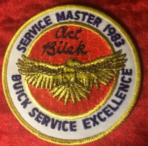1983 service master buick service excellence