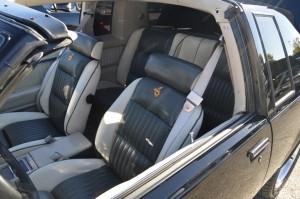 1984 buick interior