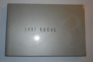 1997 BUICK REGAL OWNER'S MANUAL