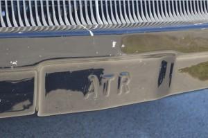 ATR front fiberglass bumper 2
