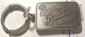 BCA 25th anniversary key chain