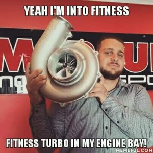 big turbo