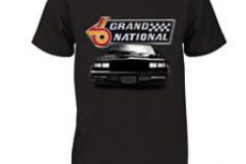 Black Buick Grand National Shirts