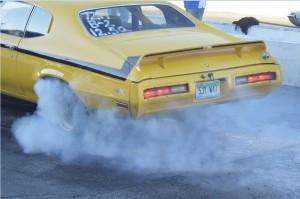 buick gsx burnout 1