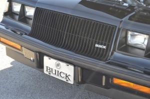 buick logo tri shield license plate
