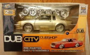 dub city dubshop gold buick grand national