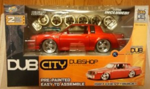 dub city dubshop red buick grand national