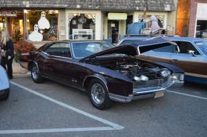 holly mi car show