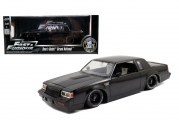 Jada Fast & Furious Dom's Buick Grand National 1:18