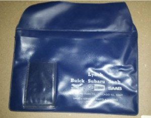 lynch buick owners manual holder