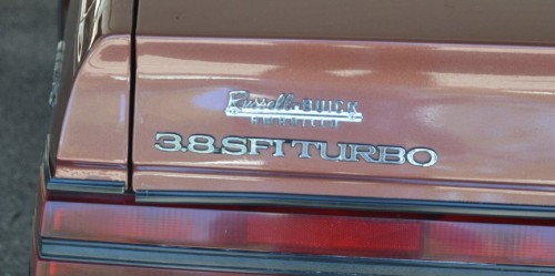 russell buick emblem