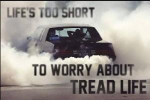 tread life