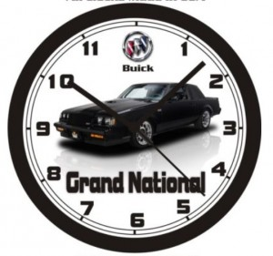 turbo buick clock