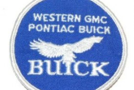 Buick Dealership Type Patches