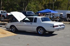 white buick regal limited