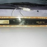 86 limited presidential numbered dash plaque