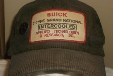 Buick Themed Hats