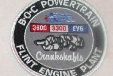 Various Buick Logo Patch