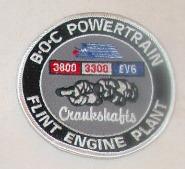 BOC powertrain flint engine plant patch