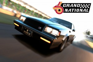 Buick Grand National GNX Poster 24x36