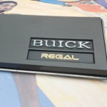Buick Regal Dash Plate Trim 2