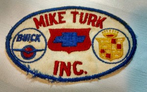 Mike Turk Inc buick dealer patch