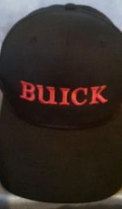 buick baseball cap