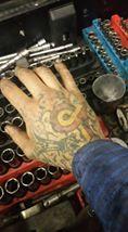 buick power 6 tattoo