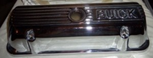 buick rocker arm covers