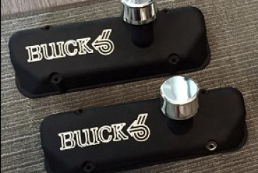 Buick 231 Valve Covers
