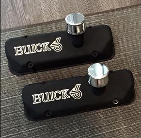buick turbo 6 arrow valve covers