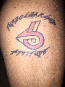buick turbocharged attitude tattoo