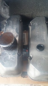 excessive acceleration valve covers