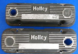holley buick v6 231 valve covers