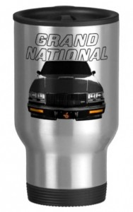 Buick Grand National Stainless Steel Travel Mug