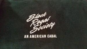 black regal society shirt 2