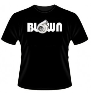 blown buick turbo shirt