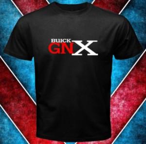 buick gnx shirt black