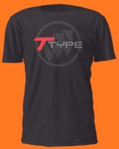 buick t type triple shield shirt