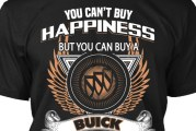 Triple Shield & Other Buick Logo Shirts