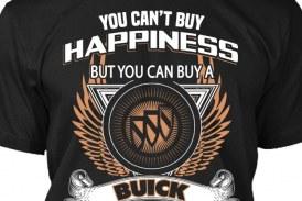 Triple Shield & Other Buick Logo Shirts