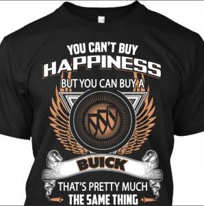 buy a buick shirt