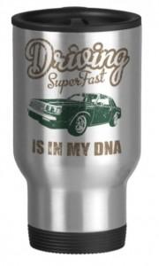 super fast buick mug