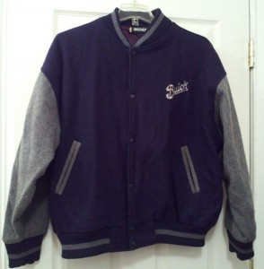 Vintage Wool Letterman Buick Jacket Molly Gear 1