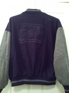 Vintage Wool Letterman Buick Jacket Molly Gear 2